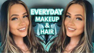 My Everyday Hair & Makeup   ItsSabrina