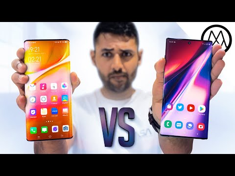 Vivo NEX 3 vs Samsung Galaxy Note 10 Plus