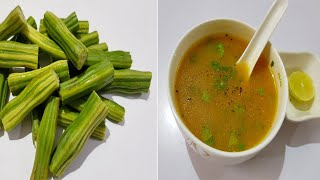 Drumstick Soup ll Perfect Winter  Manson Soup   Healthy &amp Tasty
