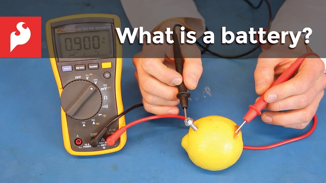 What is a Battery? - learn sparkfun com