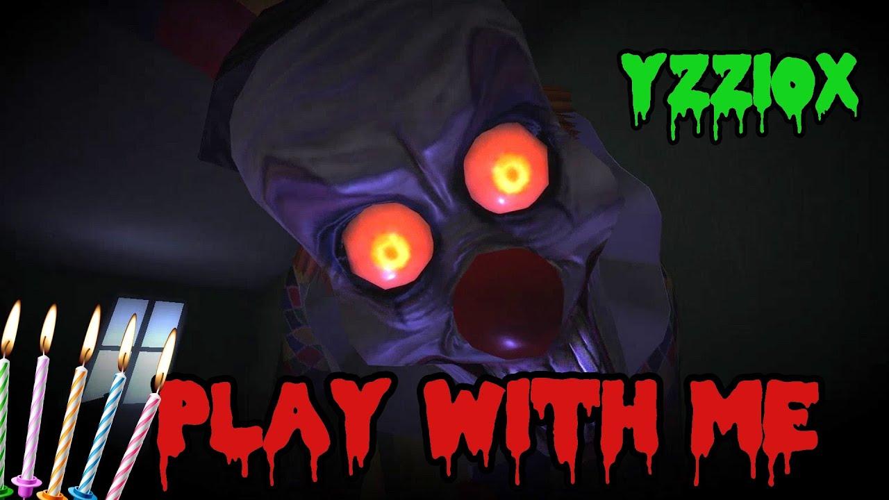 Play with me joue avec moi jeu d 39 horreur fran ais youtube - Jeux d oreure ...