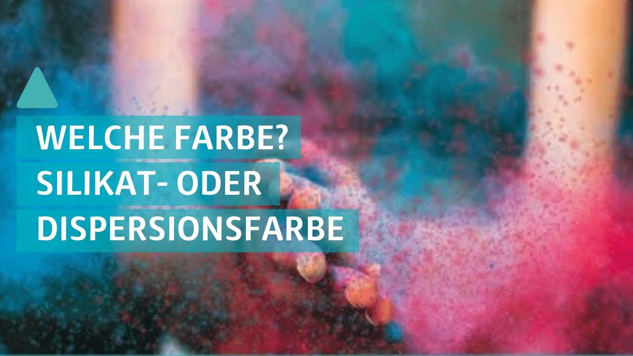 #WohnWissen: Dispersion- oder Silikatfarbe, welche Farbe passt zu mir? |  BAUEN & WOHNEN