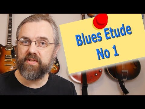 WebStore Preview - Blues Etude 1 - F Blues 132 bpm