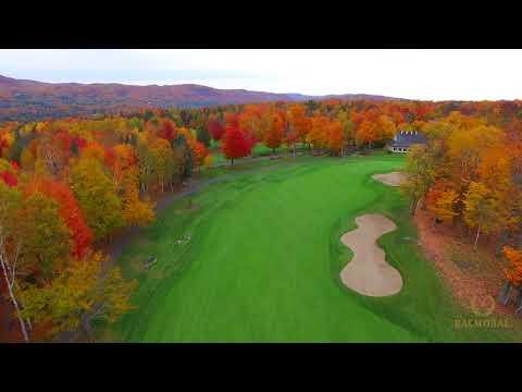 Club de golf Le Balmoral - Trou #18