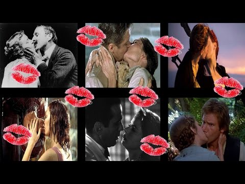 120 Years of the first kiss in film: The most iconic kisses by year (1896 - 2016)