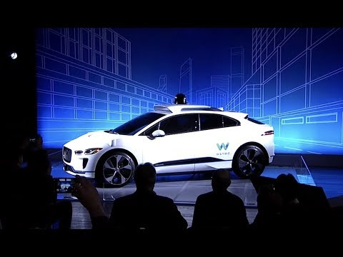 Waymo Livestream Unveil:  The Next Step in Self-Driving