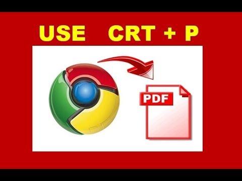 save webpage as pdf free