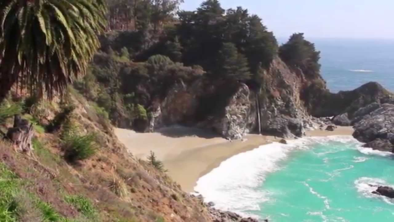 Pfeiffer Beach And Mcway Falls