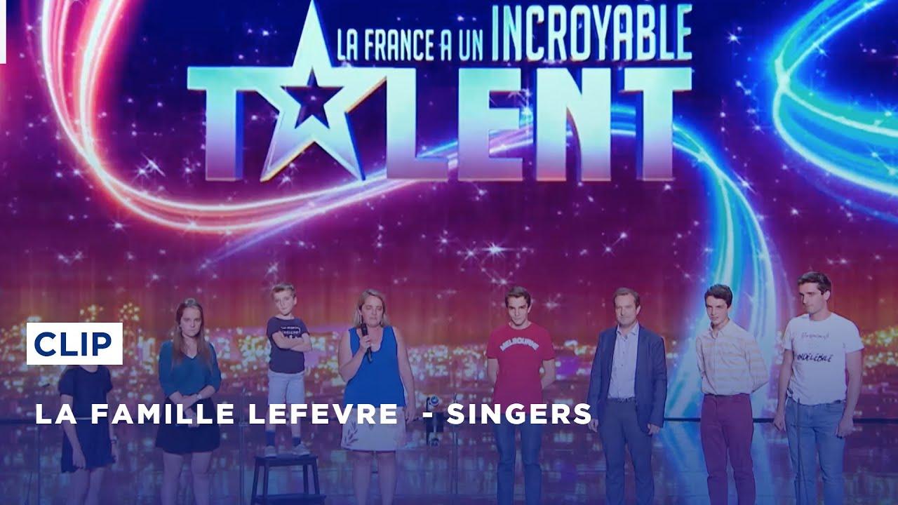 Discover La Famille Lefevre On France S Got Talent Youtube