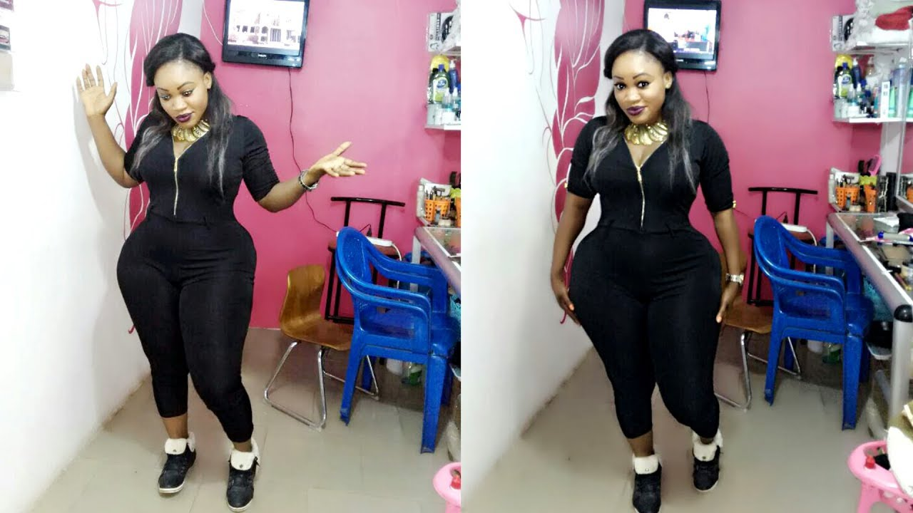 Exclusive Chat with Ghana's Video Vixen with the biggest Hips