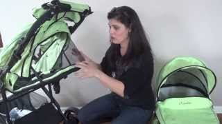 Stroll Air Cosmos Stroller Review By Baby Gizmo