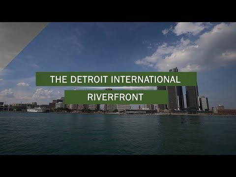 Brownfield Flip   Detroit International Riverfront
