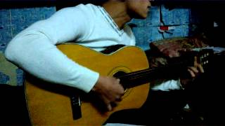 Hãy Cho Anh Một Lần guitar cover