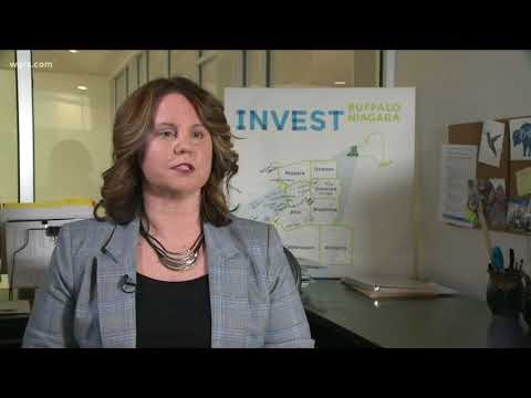 City Shaper: Invest Buffalo Niagara COO