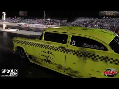"Memphis Street Outlaws ""Killer Cab"" on Drag Radials!!!!!!!!!"