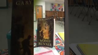 Woods Runner audiobook Ch. 3 pg 18