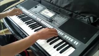 Nỗi Đau Ngự Trị Nonstop organ s770 - cover Trí Đặng keyboard