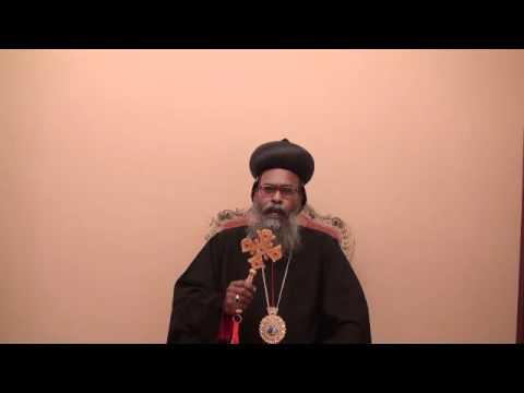 Easter message from HG Yakob Mar Alias Thirumeni.wmv