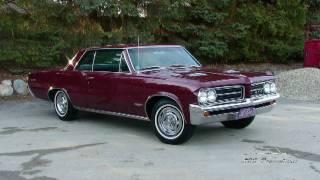 All Original 1964 Pontiac GTO