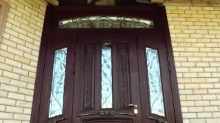 Стальная дверь. Отделка массив дуба.(http://fortuna-doors.ru Ваш персональный установщик +7905 782-68-12 +7926 279-81-41 Вячеслав., 2014-07-20T19:35:55.000Z)