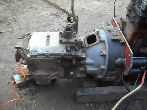 ЗИЛ-131, 130 дизель с двигателем СМД + КПП КАМАЗ (Урал) - YouTube