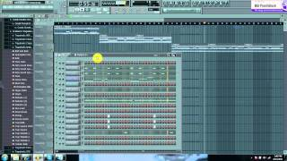 T.I. - What Up Whats Happenin Remake FL STUDIO (w/free flp download!!!)