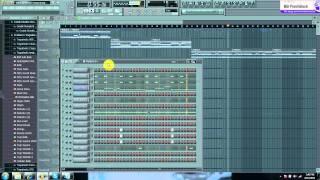 T.I. - What Up Whats Happenin Remake FL STUDIO (w/free flp download!!!)
