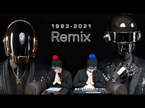 Daft Punk – Mashup / Remix [ French Fuse ]