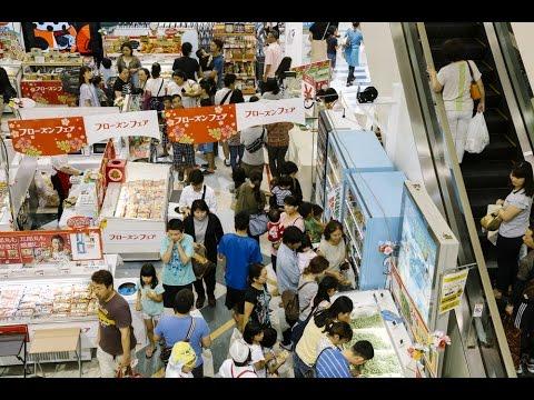 """Cuộc Sống Nhật #23: Mua Sắm và """"TỰ TÍNH TIỀN"""" ở Siêu Thị Aeon Nhật"""