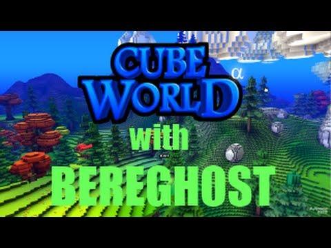 Adventures in cubeworld ep1 the adventure begins