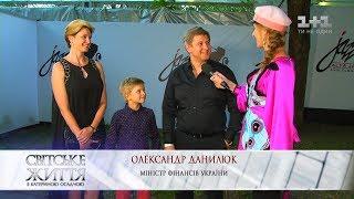 Дружина міністра фінансів переїхала з Британії до України