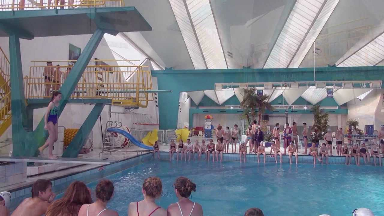 Nancy asptt natation competition interne piscine a for Piscine nakache