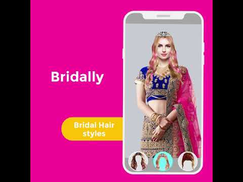 Bridally - Royal Indian Wedding Makeup editor app – Apps on Google