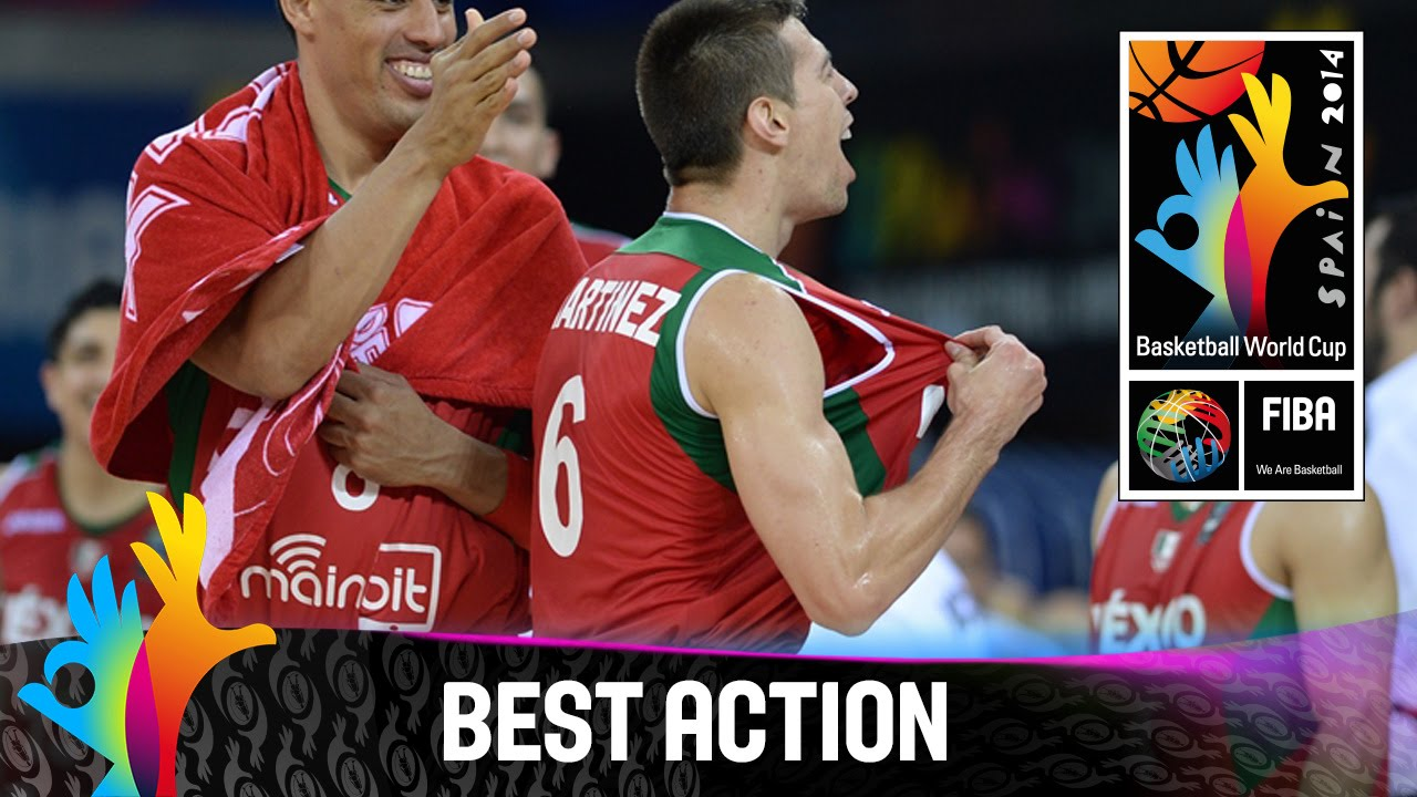 Korea v Mexico - Best Action