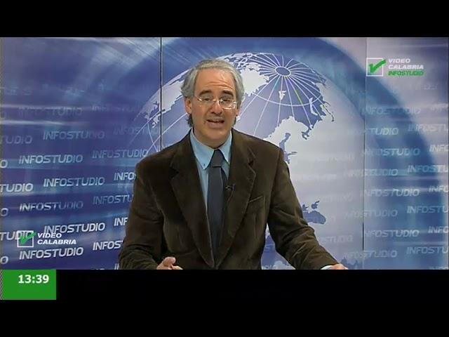 InfoStudio il telegiornale della Calabria notizie e approfondimenti - 14 Marzo 2020 ore 13.30