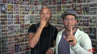 BLAZING CROW - Key & Peele