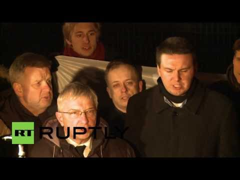 Poland: Protesters demand justice for 'victims of last communist leader'