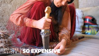 Why Persian Rugs Are So Expensive | So Expensive