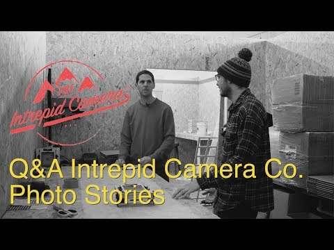 Q&A Intrepid Camera Co.: Photo Stories