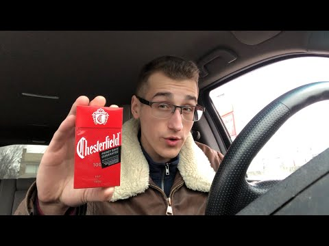 NickTheSmoker - Chesterfield Red 100