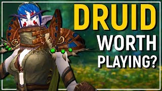 Download lagu FUN OR NOT The Druid Legion Patch 7 3 5 Class Review MP3