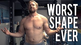 I've Worked Out for 20 Years and I'm In The Worst Shape Ever