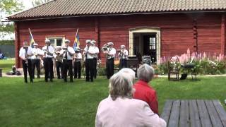 Nationaldagsfirande i Fellingsbro 2014