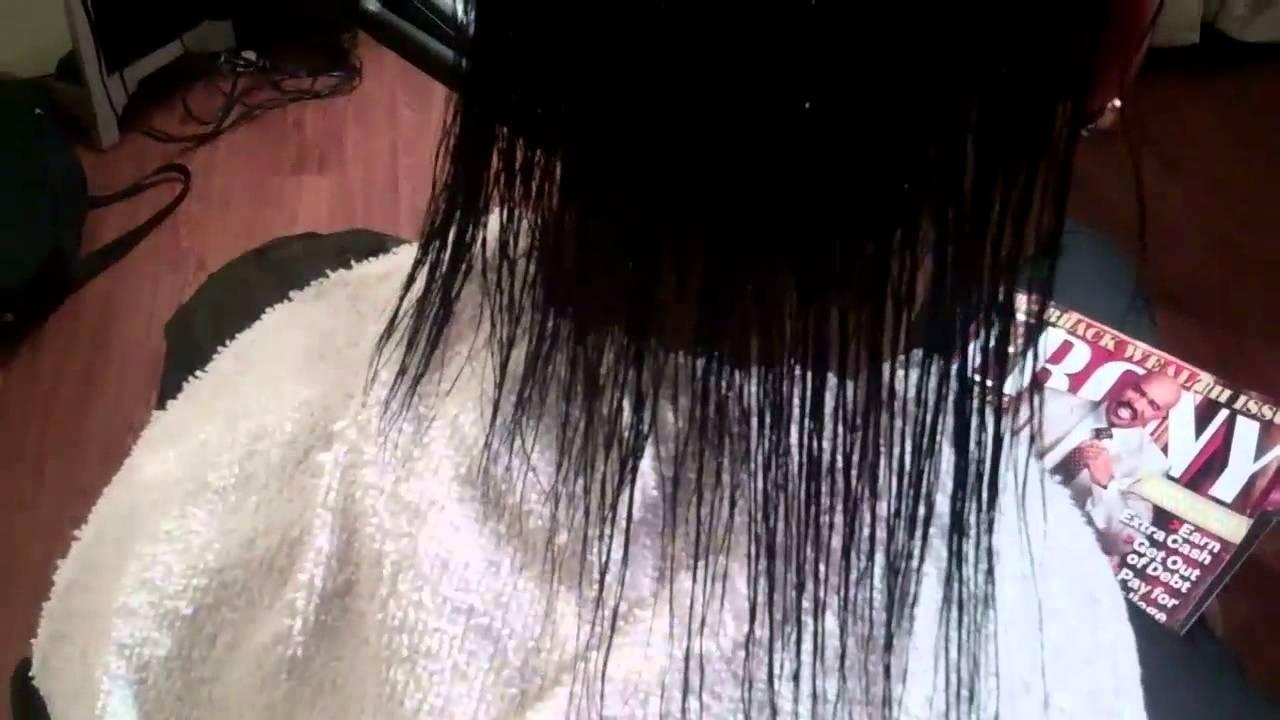 damaged hair kerotin treament