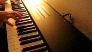 SHINee - 누난 너무 예뻐 (Replay) Piano Version