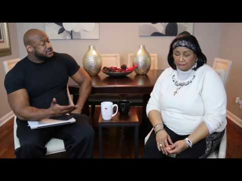 Walter Lee interviewing New Youtuber Cynthia D (Cuddles Talks). PART 3