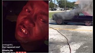 Trick Daddy Explains Why His Car Was Set Fire In His Hometown
