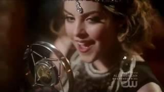 Dynasty 2x01 Fallon Sings
