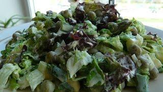 Вкусный салат на каждый день / Рецепты салатов быстрого приготовления