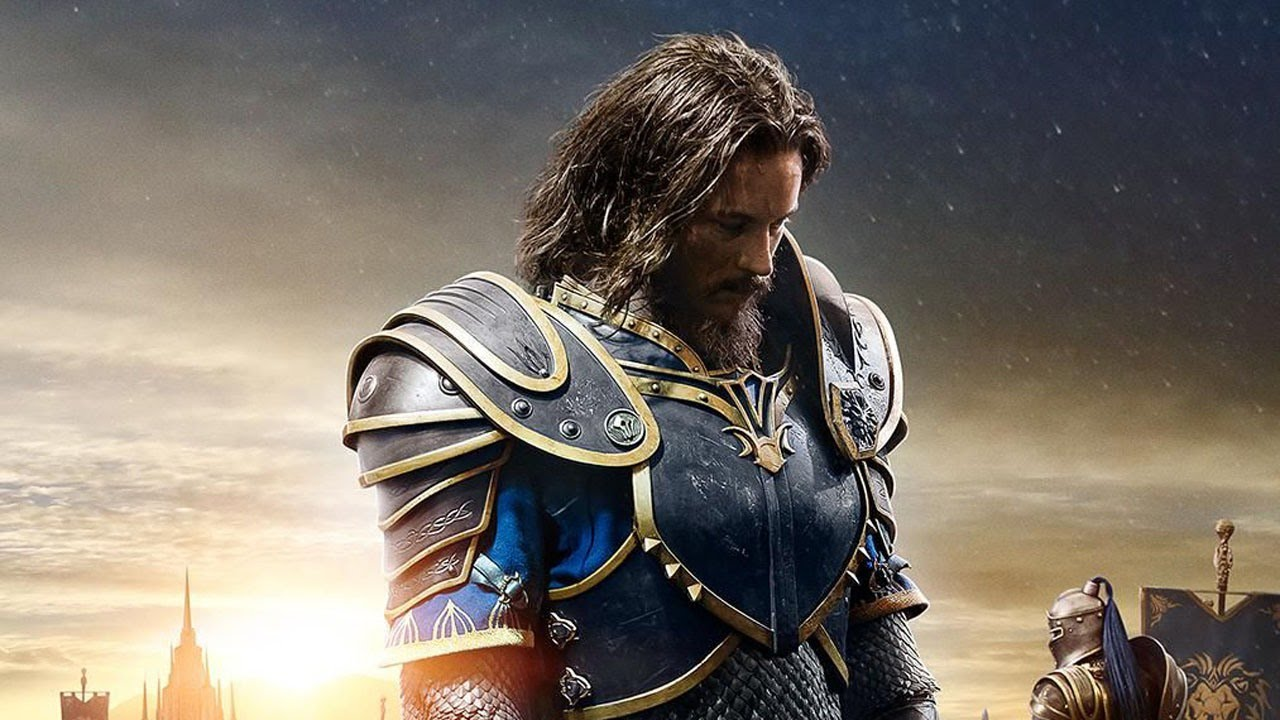 Introducing Lothar General Of The Azeroth Army In Warcraft Youtube